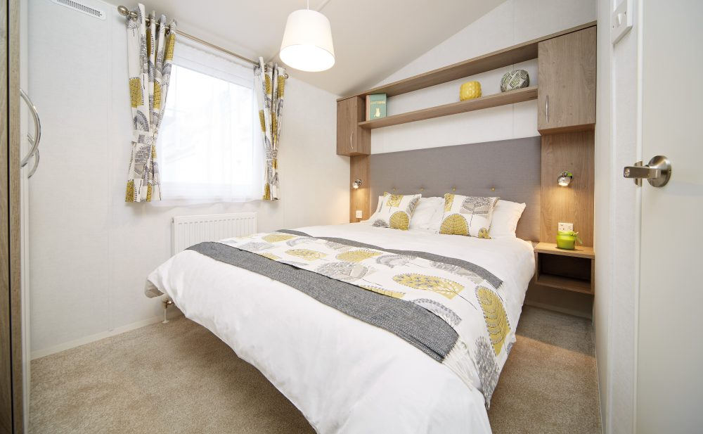Generously proportioned bedrooms