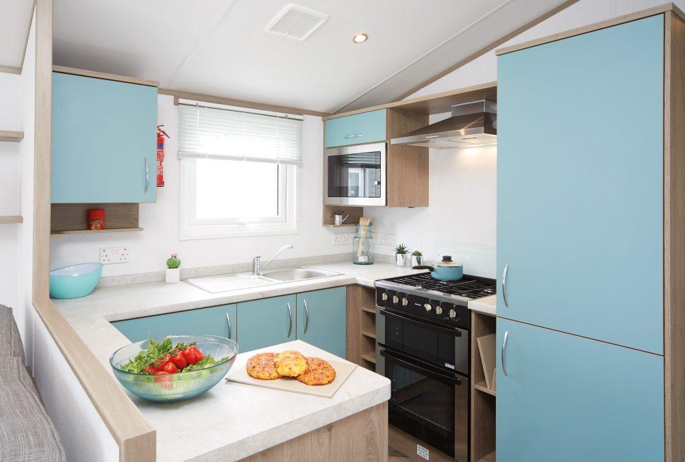 Integrated kitchen design