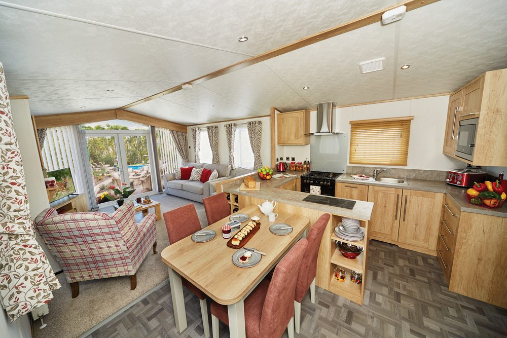 Carnaby Glenmoor Lodge 2020- 37x13- 2 Bed