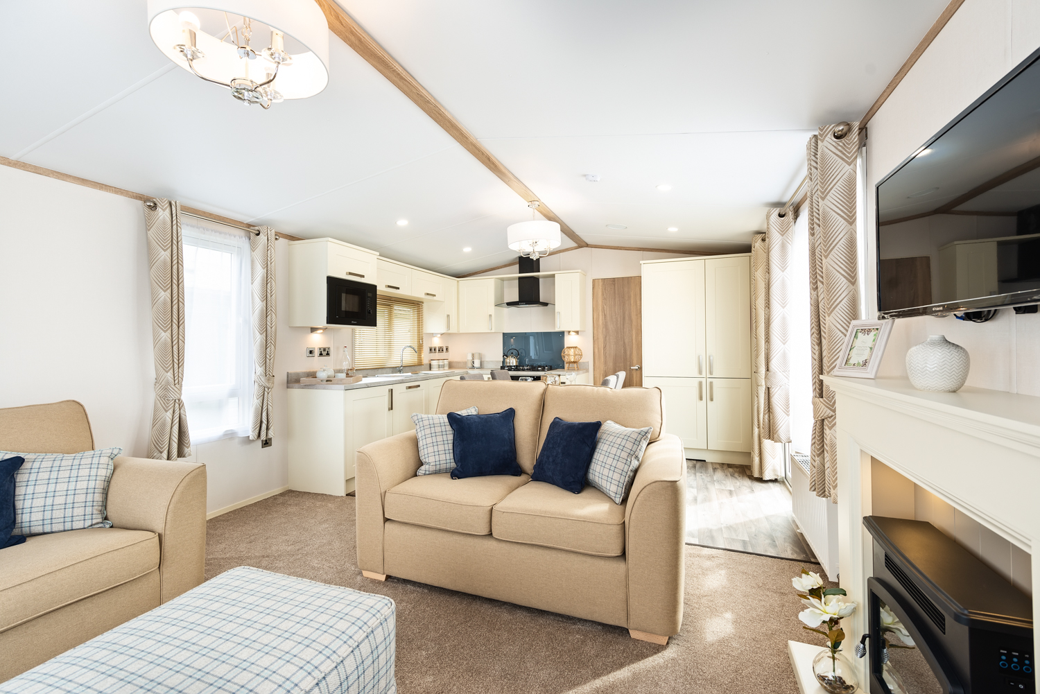 Supreme by Sunseeker holiday home